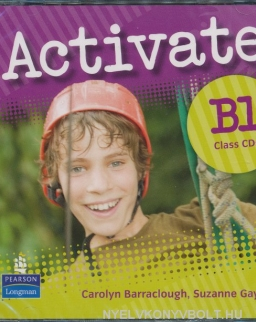 Activate! B1 Class Audio CDs (2)
