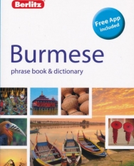 Berlitz Burmese Phrase Book & Dictionary - Free App included
