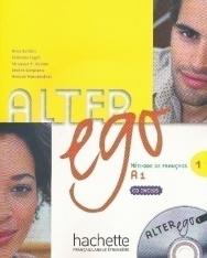 Alter ego 1 - Méthode de Francais niveau A1 Livre de l'éleve avec CD Audio