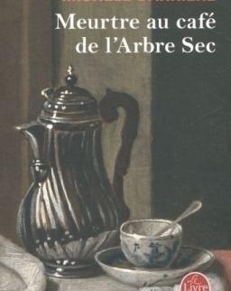 Michele Barriere: Meurtre au café de l'Arbre Sec