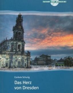 Das Herz von Dresden mit Audio CD - Klett Tatort Daf Hörkrimi
