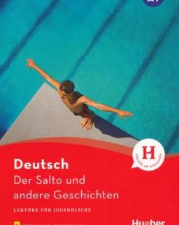 Der Salto und andere Geschichten: Lektüre mit Audios online