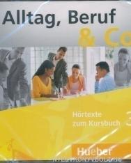 Alltag, Beruf & Co. 3 Audio CD zum Kursbuch