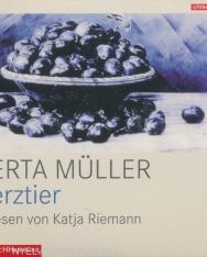 Herta Müller: Herztier Audio Book  (5 CDs)