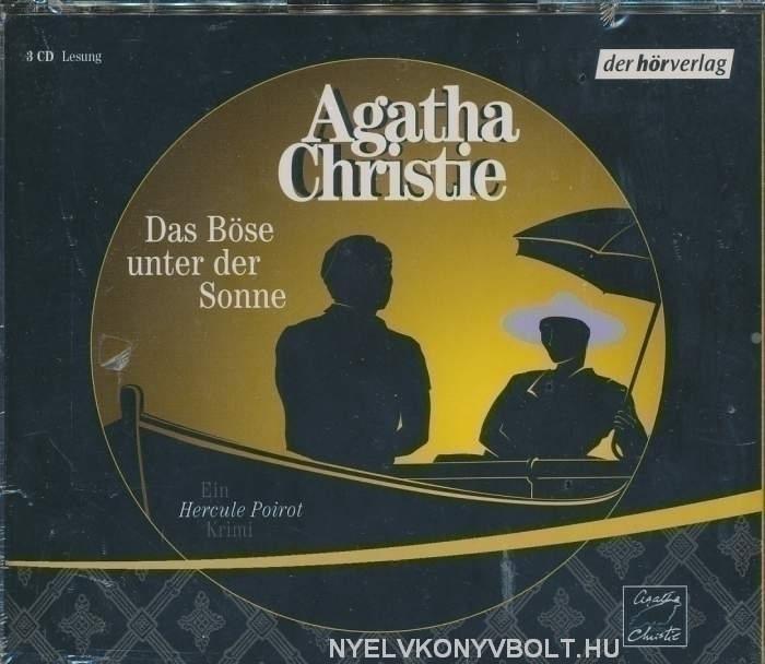 Agatha Christie: Das Böse unter der Sonne - Audio CDs