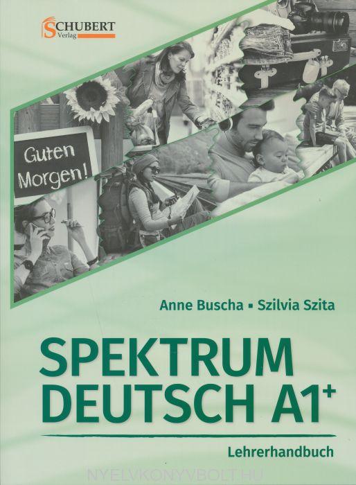 Spektrum Deutsch A1+ Lehrerhandbuch mit CD-Rom