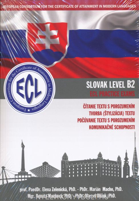 ECL Slovak Level B2 Practice Exams