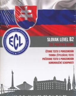 ECL Slovak Level B2 Practice Exams