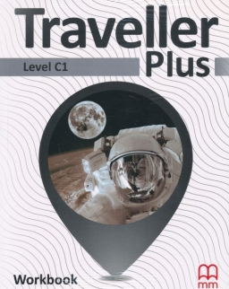 Traveller Plus Level C1 Workbook with CD
