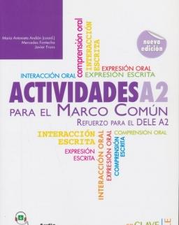 Actividades para el MCER A2 + audio (Nueva edición)