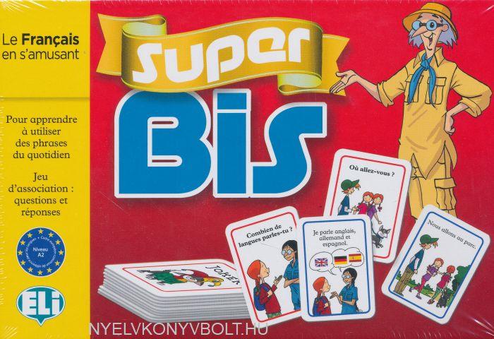 ELI Language Games: Super Bis French (Társasjáték)