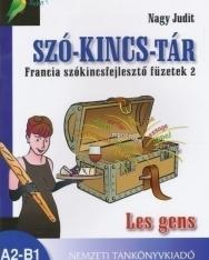 Szó-Kincs-Tár - Francia szókincsfejlesztő füzetek 2