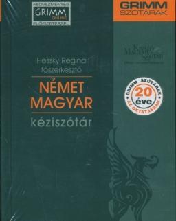 Német–magyar kéziszótár (MX-1341)