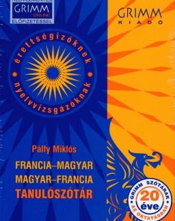 Francia–magyar | magyar–francia tanulószótár érettségizőknek és nyelvvizsgázóknak - opcionális letölthető szótárral (4. kiadás)