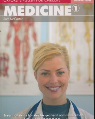 Medicine 1 - Oxford English for Careers Student's Book
