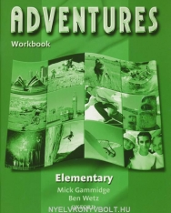 Adventures Elementary Workbook