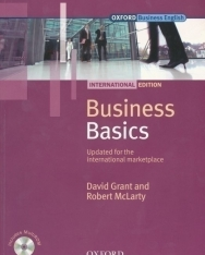 Business Basics International Edition Student Book Pack