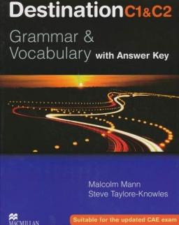 Destination C1 & C2 Grammar & Vocabulary with Answer Key