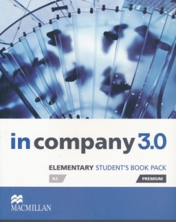 In Company 3.0 Elementary Student's Book Pack with Access to the Online Workbook and Student's Resource Centre