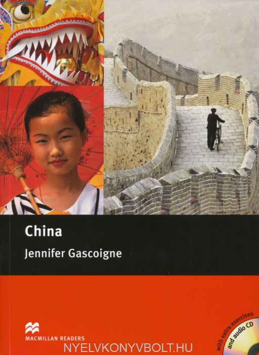China - Macmillan Readers B1-B2 Intermediate with Audio CD