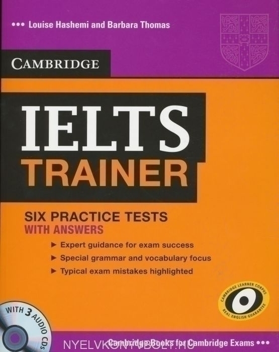IELTS Trainer with Answers and Audio CDs(3)