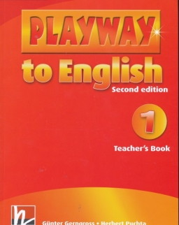 Playway to English - 2nd Edition - 1 Teacher's Book