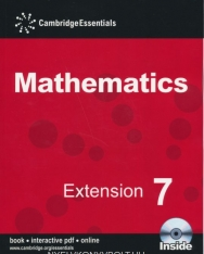 Cambridge Essentials Mathematics Extension 7 Pupil's Book with CD-ROM