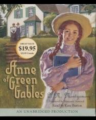 L. M. Montgomery: Anne of Green Gables Unabridged Audio Book (8 CDs)
