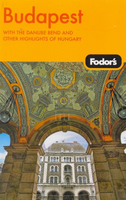 Budapest - Fodor's guide 2nd edition