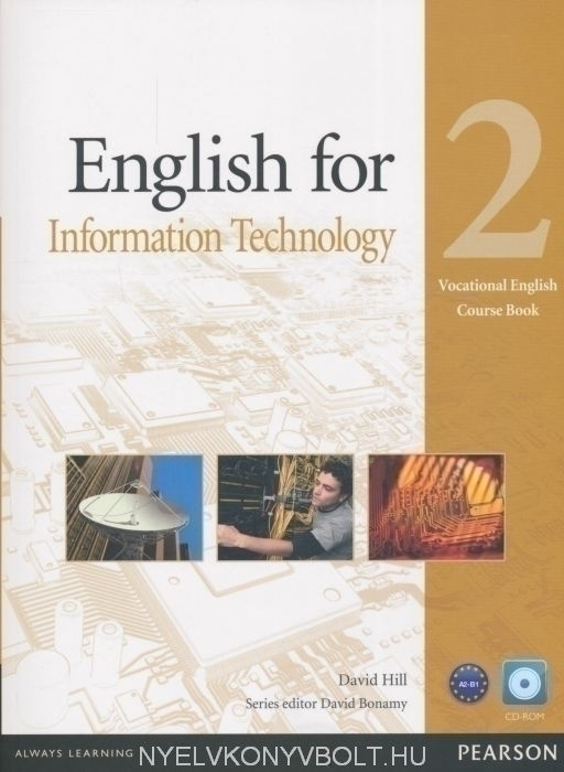 English for Information Technology 2 Student's Book with CD-ROM