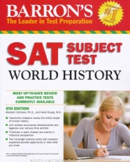 Barron's SAT Subject Test - World History - 5th Edition