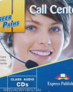 Career Paths - Call Centers Audio CDs (2)