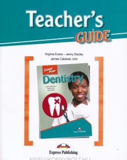 Career Paths - Dentistry Teacher's Guide