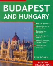 Budapest and Hungary - Globetrottel travel Guide with pull-out map