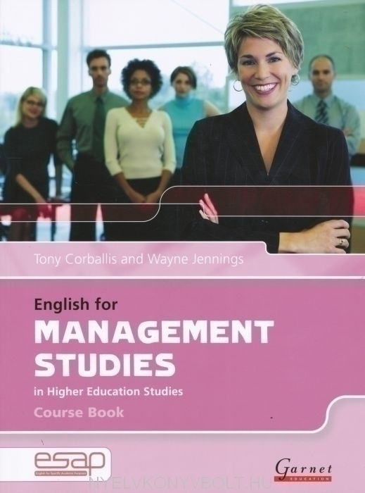 English for Management Studies in Higher Education Studies Course Book with Audio CDs (2)