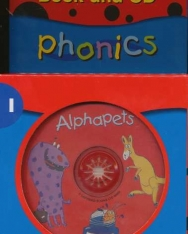 Alphapets with Audio CD - Ladybird Phonics