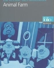 George Orwell: La ferme des animaux / Animal Farm - Edition bilingue Français-Anglais