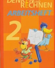 Denken und Rechnen - Ausgabe 2016 für Grundschulen in Baden-Württemberg: Arbeitsheft 2