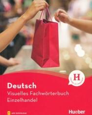 Visuelles Fachwörterbuch Einzelhandel mit MP3-Download