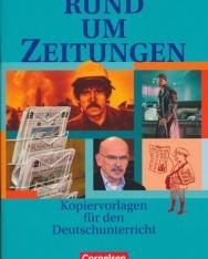 Rund um Zeitungen - Kopiervorlagen für den Deutschunterricht