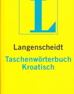 Langenscheidt Taschenwörterbuch Kroatisch (Kroatisch-Deutsch, Deutsch-Kroatisch)