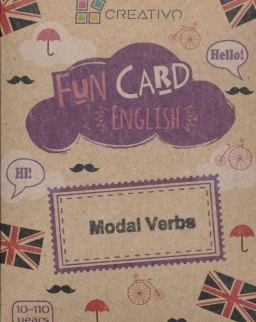 Fun Card English: Modal Verbs