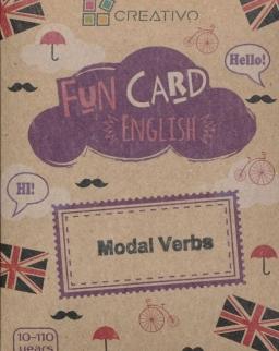 Fun Card English: Modal Verbs