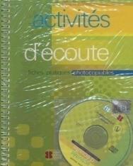 Activités D'Écoute 1 + Audio CD - Photocopiables