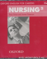 Nursing 2 - Oxford English for Careers Class Audio CD