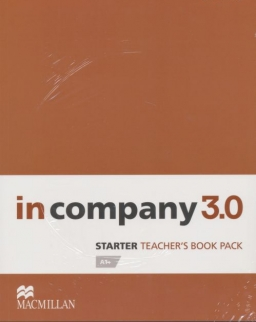 In Comapny 3.0 Starter Level Teacher's Book Pack