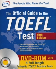 ETS - Official Guide to the TOEFL Test With DVD-ROM (5th edition)