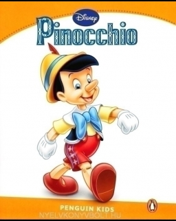 Pinocchio - Penguin Kids Disney Reader Level 3