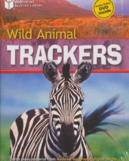 Wild Animal Trackers with MultiROM - Footprint Reading Library Level A2