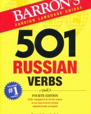 Barron's 501 Russian Verbs 4th Edition
